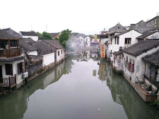 Rustic Dong Li town